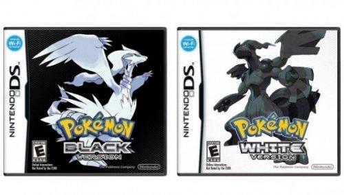 Pokemon Black and White £7.99 EACH @ Argos