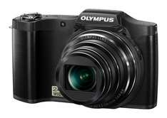 Olympus SZ-14 Digital Super Zoom Camera - Black (14MP, 24x Wide Optical Zoom) 3 inch LCD @ Amazon and sold by Picsio - £89.99
