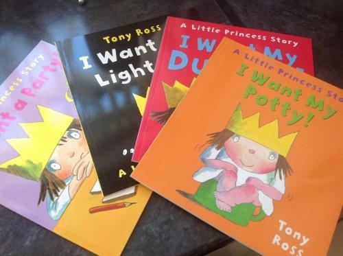 Little princess books 99p! @ Home Bargains