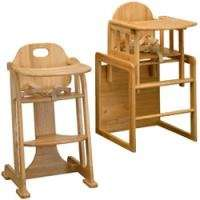 East Coast All Wood Highchairs £49.99 /w code Free UK Delivery @ Winstanleys Pramworld