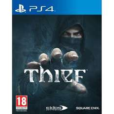 Thief (PS4) Pre-owned £16.99 @ GamesCentre