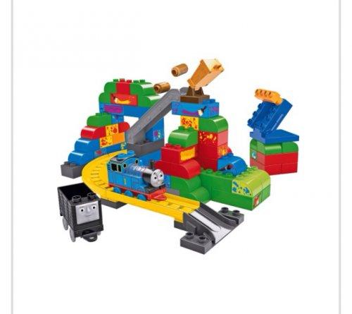 Mega Bloks Thomas at the Sodor Paint Shop Playset - £9.99 @ Argos