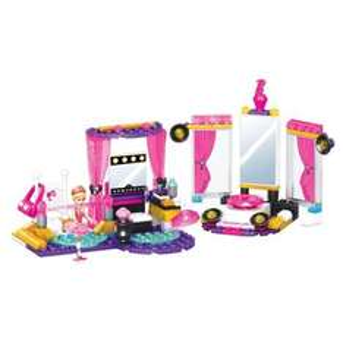 Mega Bloks Barbie Build 'n Play Ballet Studio @ Argos - £7.99