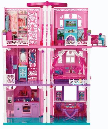Barbie Dream House 2013 - £99.99 @ Amazon (Half price)