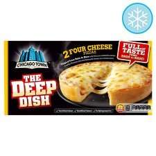 Chicago town twin pizza 350g £1 in tesco