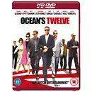 Oceans 12 HD DVD - £4.99 delivered + 9% Quidco