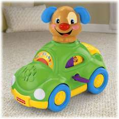 Fisher price puppy's learning car £5 @ Asda instore