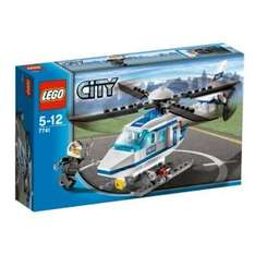 Argos Lego City Helicopter 7741 £6.99 down from £9.99