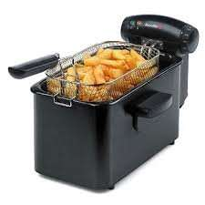Breville VDF112 Black Pro Fryer Price, £25 from £34.96 @ asda, in store and online