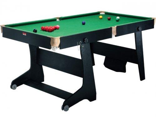 ZSPORT BCE 6ft Folding Snooker Table £79.99 Delivered @ Decathlon
