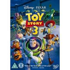 Toy Story 3 DVD £5.99 @ Argos