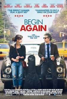 SFF - Begin Again - Doncaster ONLY- 15/07 @ 18:30 [Free Screening]