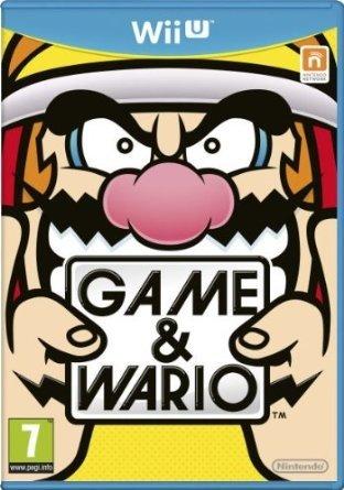 Game And Wario Nintendo Wii U £15 Delivered @ Amazon