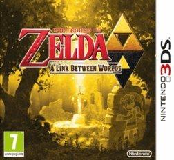 The Legend Of Zelda: A Link Between Worlds (3DS) £24.99 Delivered @ Game