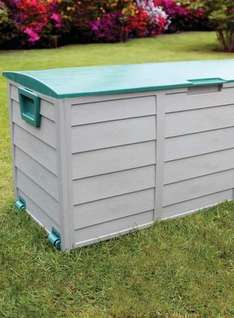 The Great Outdoors Garden Storage Box £19.99 at BHS