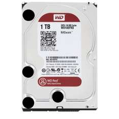 WD Red 1TB for NAS 3.5-inch Desktop Hard Drive @ Amazon £43.18