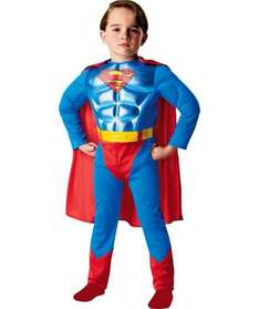 Superman Dress Up Outfit - 3-4 Years £5.49 was £22.99 @ Argos( Reserve and Collect)