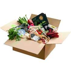.Hello Fresh classic box - £19.60  (£11.76 after cashback (normally £49)