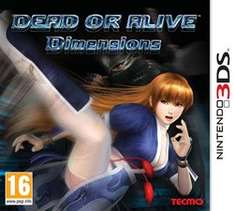 Dead or Alive Dimensions for Nintendo 3DS & 2DS - Only £4.99 at Argos