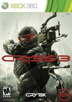 Crysis 3 - £4.49 on XBL Marketplace (70% off)