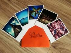 3 free vintage style Instagram pics printed at Printic + free delivery