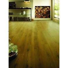 Wickes Butter Oak Laminate Flooring £12.89 per pack (£5.24 sqm) in store only