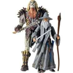 The Hobbit Deluxe Adventure action figure 2 pack. £1.49 down from £14.99 at Argos
