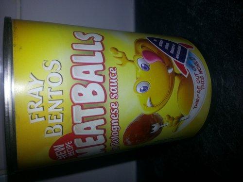 Fray bentos Meatballs 89p or 2 for £1 @ Asda