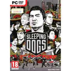Sleeping Dogs PC Steam Key £2.91 from Play-Asia