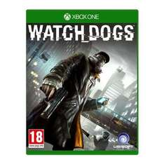 Watch Dogs (Xbox One) (Preowned) £27.99 Delivered @ GamesCentre