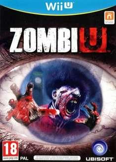 Nintendo Wii U ZombiU £6.75  Fulfilled by Amazon.   (free delivery £10 spend/prime)