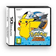 Pokemon Typing Adventure DS £7.99 at Argos