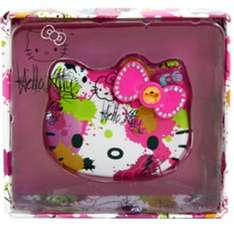 Hello Kitty mirror and tweezers 49p each at Superdrug