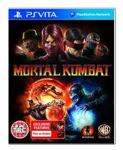 Mortal Kombat (PS Vita) New Delivered £11.99 @ Base