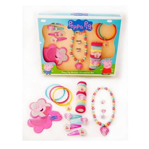 ** Peppa Pig Girls' Bumper Hair Set now £3.99 @ Argos **