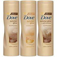 Dove Summer Glow Body Lotion Half Price Instore & Online @ BOOTS - £2.49