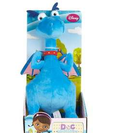 Doc McStuffins 'Stuffy' 10inch dragon plush toy @ Debenhams £5.85 (with code FV39) free collection instore.