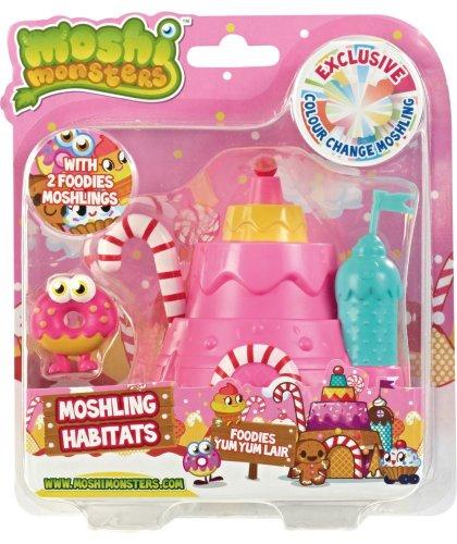 Moshi Monsters Moshling Habitats Playset Assortment £1.49 @ Argos