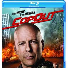Cop Out blu ray £2.75 @ fulfilled by amazon (Free Delivery with Prime/£10 spend)
