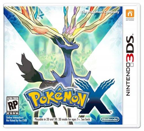 Pokemon X B̶a̶c̶k̶ ̶i̶n̶ ̶S̶t̶o̶c̶k̶ @ Tesco £21.40 OOS again