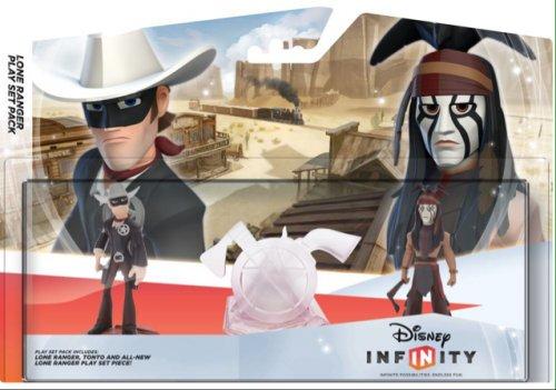 Disney infinity Lone Ranger Playset £12.50 @ Amazon