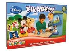 Kikaboo! Mickey Mouse Clubhouse Game - Click & Collect - STOKE store @ Toys R Us - £1.96