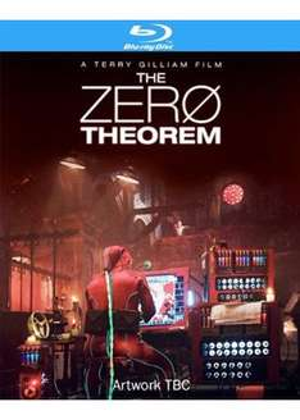 [Blu-Ray] The Zero Theorem - Pre Order £12.49 @ Base