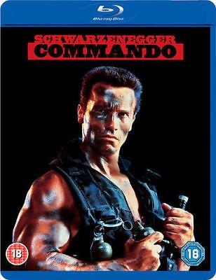 COMMANDO (Blu-ray) - £4.49 @ eBay: rscommunications & other Blu-rays from £2.39.