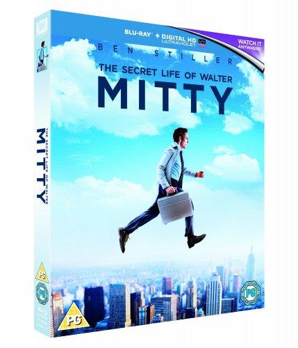 The Secret Life Of Walter Mitty (Blu-ray & HD UV) @ Amazon - £10