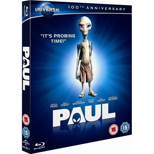 PAUL - AR Centenary Edition (BLU-RAY) @ WOW HD - £4.49 / Play: zoverstocks - £4.56
