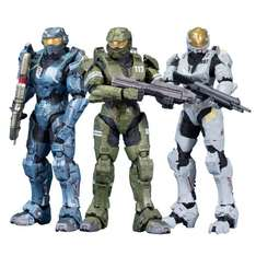 "McFarlane Toys Halo Legends: ""The Package"" 3 Action Figure Set £12.48 @ Home Bargains"