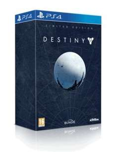 DESTINY LIMTED EDITION XBOX ONE/PS4 £70 with code @ TESCO DIRECT