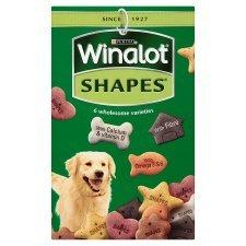 Winalot Shapes 800g box £1 @ Poundworld