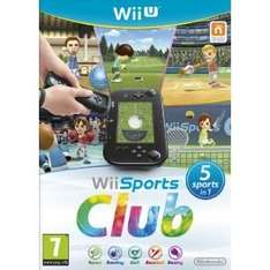 wii sports club wii u £25.00 @ tesco direct with code!